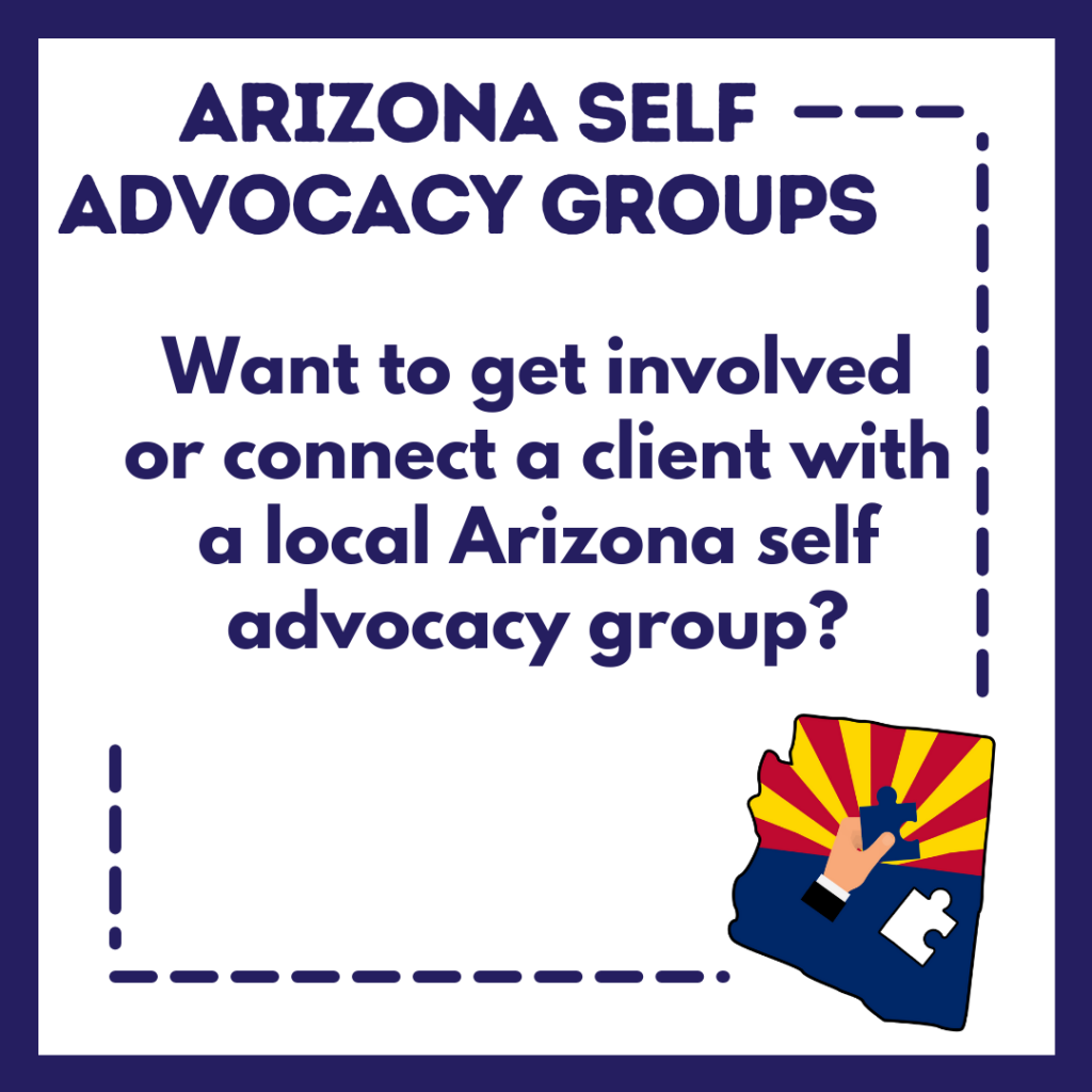 Click here to find state self advocacy groups